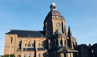 Natuurgebied Gat van Ham en weer terug naar Breda